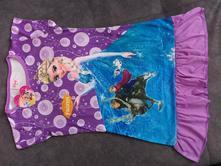 Letní šaty/pyžamo ledové království - vel.3-4 (2), 98 / 104 / 110