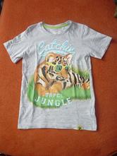 Tričko s tygrem, palomino,128