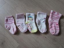 Ponožky vel. 15-19, 19