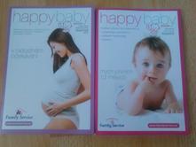 Knihy, příručky pro těhotné,