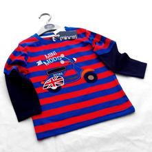 Dětské  tričko , tri-0167-01, minoti,86