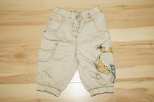 Třičtvrteční kalhoty - kraťásky, s visačkou, next,86