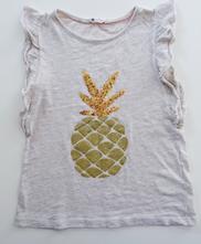 Triko s ananasem, h&m,128
