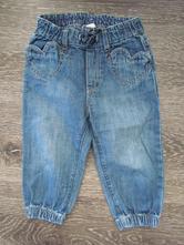Letní džíny h&m v 80, h&m,80