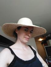 Letní klobouk butlers, 54