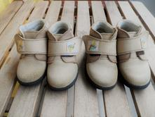 Celoroční kožené boty s ptáčkem, 23