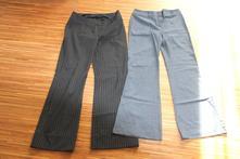 2x kalhoty k saku či do práce, m