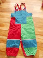 Nepromokavé kalhoty, 110