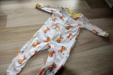 Bavlněné pyžamko/overal, f&f,56
