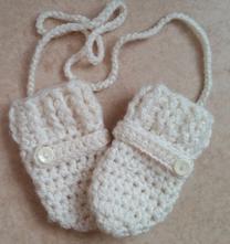 Zimní rukavice, rukavičky, palčáky, vel.1-2roky, 86