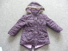 Krásný zimní kabátek 92 vyteplený, kiki&koko,92