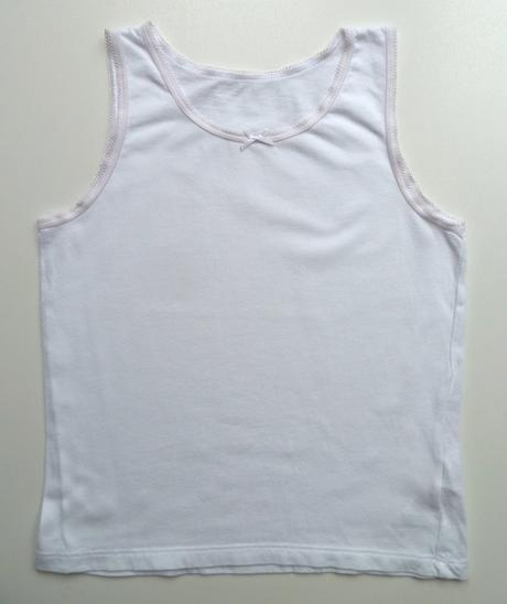 Spodní košilka  tílko  nátělník vel. 116 george, george,116