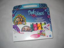 Play-doh třpytivý dekorační rámeček doh vinci,