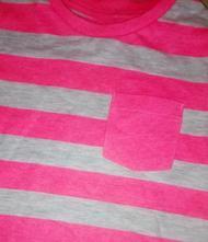 Bavlněné neon tričko mothercare, mothercare,110