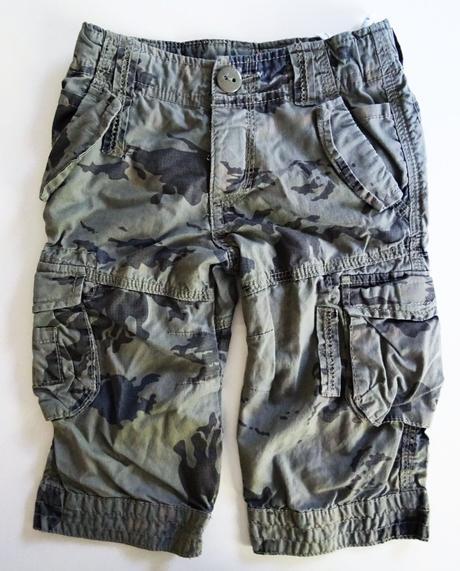 Plátěné kalhoty, reserved,74