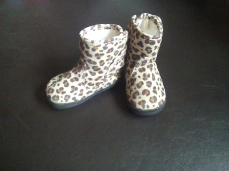Leopardi valenky, h&m,19