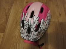 Dětská cyklistická helma,