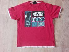 Triko- tričko pro kluky star wars, 110