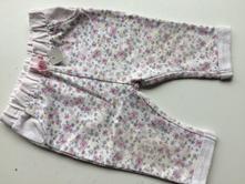 Dívčí kalhoty č.208, f&f,68