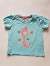 Tyrkysové tričko, primark,68
