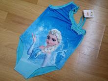 Ledové království - krásné dívčí plavky s motivem , 98 - 140