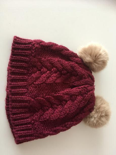 Čepice zimní 12 - 24 měsíců, primark,80