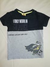 Bavlněné tričko lego/next batman, next,104