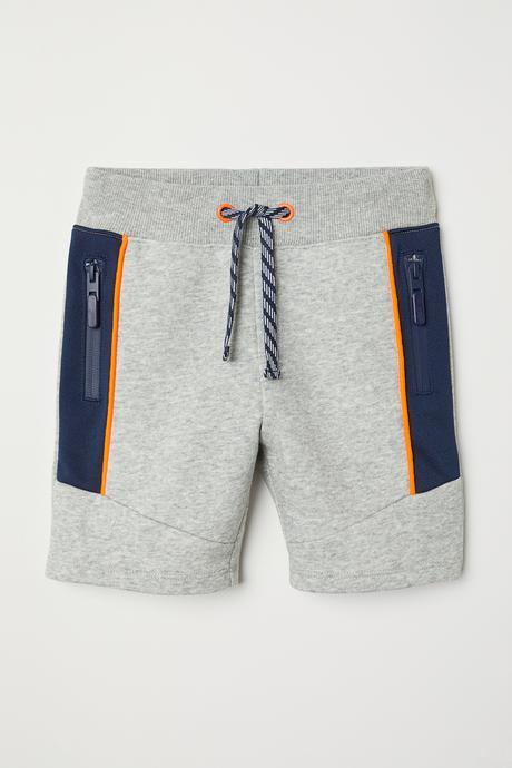 Teplákové šortky h&m, velikost 92, h&m,92