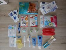 Dětské a kojenecké potřeby,