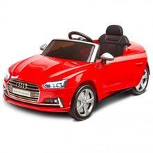 Elektrické autíčko toyz audi s5 - 2 motory red,