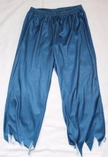Be85. karnevalové kalhoty 7-8 let,