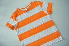 Pruhované tričko, h&m,104