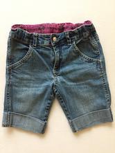 Džínové 3/4 kalhoty s minnií, h&m,110