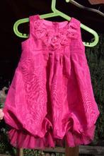Růžové balonové šaty, st. bernard,86