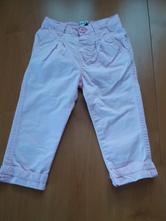 Dívčí kalhoty, early days,80