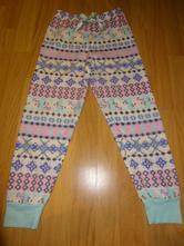 Primark heboučké pyžamové kalhoty s kitty, primark,128