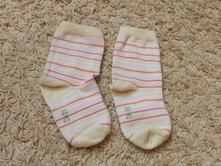 Ponožky proužky, kik,24