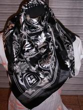 463-krásný šátek, xl