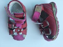 Dívčí kotníkové sandálky č.097, essi,19