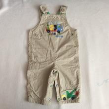 Laclové kalhoty s auty zn. marks&spencer, marks & spencer,74