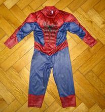 Kostým spiderman, vel. 2 roky,