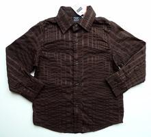 Společenská košile s dlouhým rukávem vel.104 next, next,104