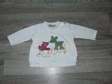 Tričko/tunička s obrázkem, kik,68