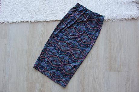 M9 úzká sukně , new look,158
