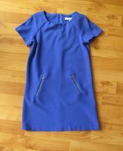 Modré šaty- marks spencer, marks & spencer,122