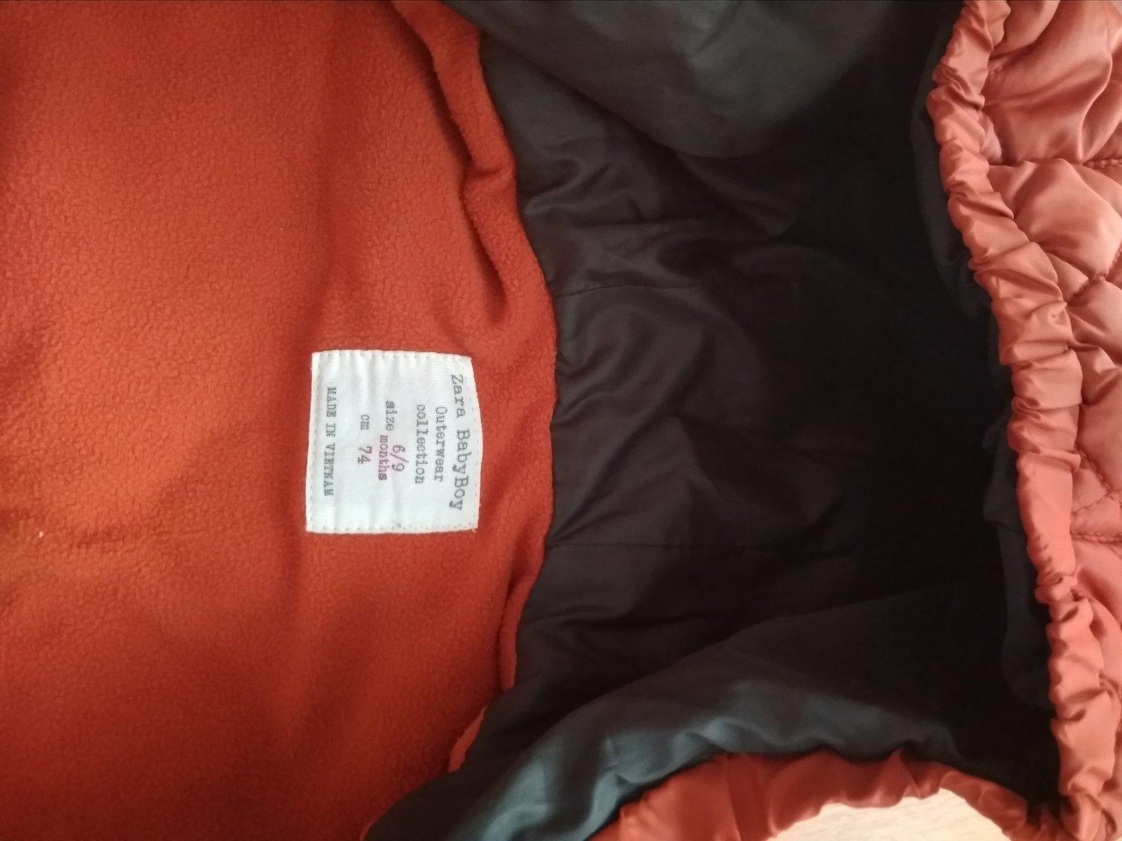 Dětská vesta b78b46d6da