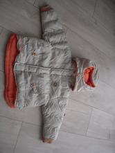 P749 zimní bunda béžová, cherokee,92