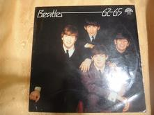 Gramofonová deska -beatles 62-65,