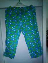 Pyzamove kalhoty, rebel,98