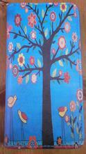 Dámská peněženka se stromem,